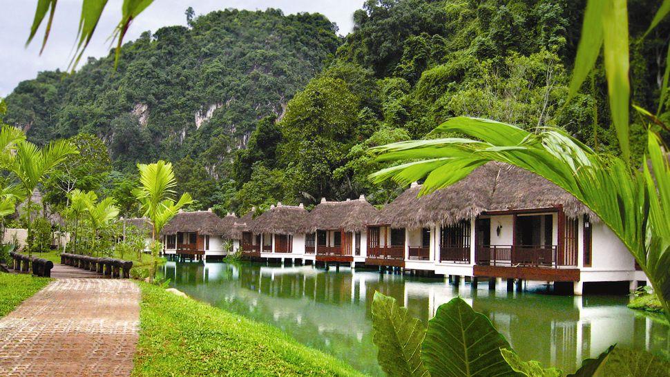 the banjaran  perak  malaysia