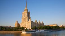 Radisson Royal Hotel, Moscow  Moscow, Russia