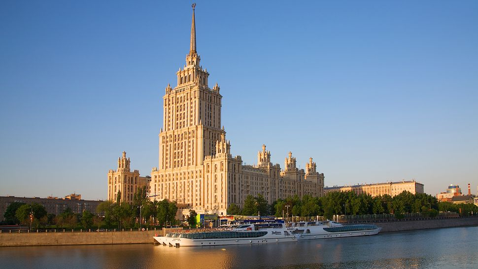 Radisson Royal Hotel, Moscow — city, country
