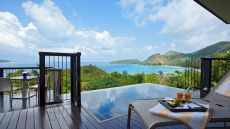 Raffles Praslin, Seychelles  Anse Takamaka, Seychelles