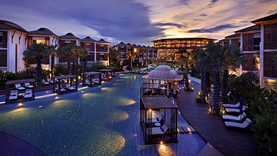 Intercontinental Hua Hin Resort — city, country