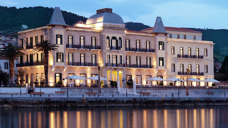 Poseidonion Grand Hotel — city, country
