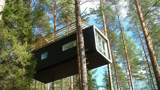 Treehotel  Harads, Sweden