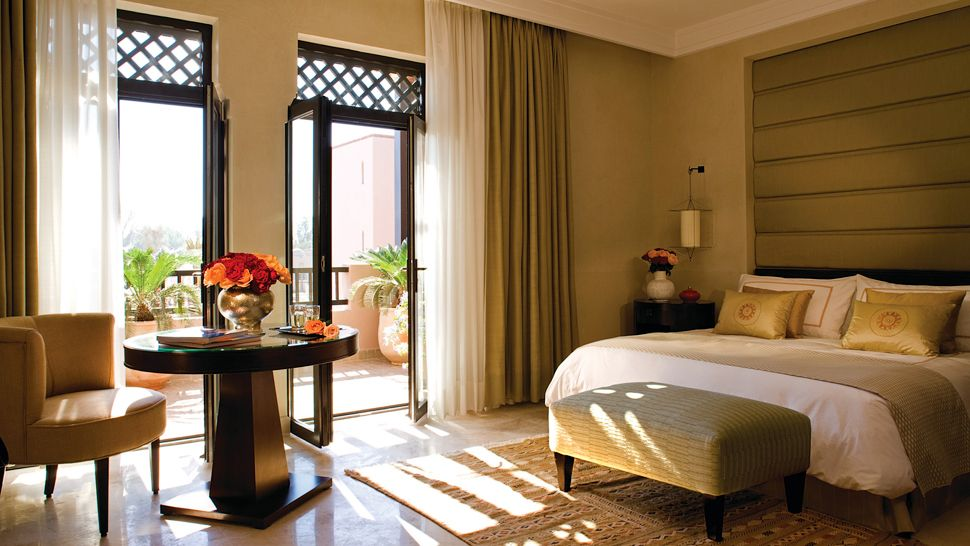 Four Seasons Resort Marrakech — city, country