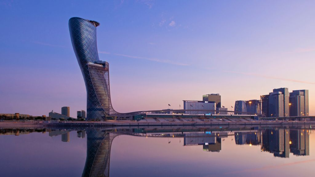 Hyatt Capital Gate — city, country