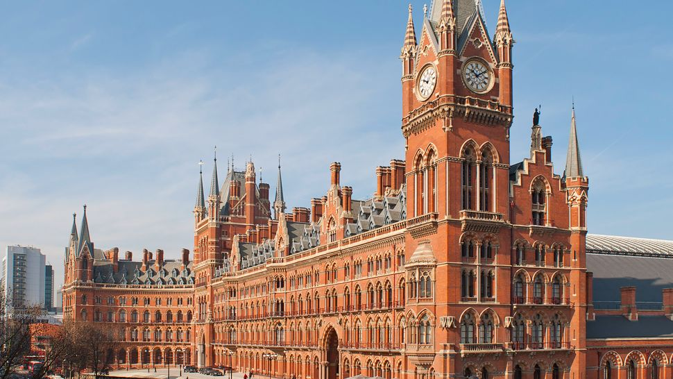 St. Pancras Renaissance London Hotel  city, country