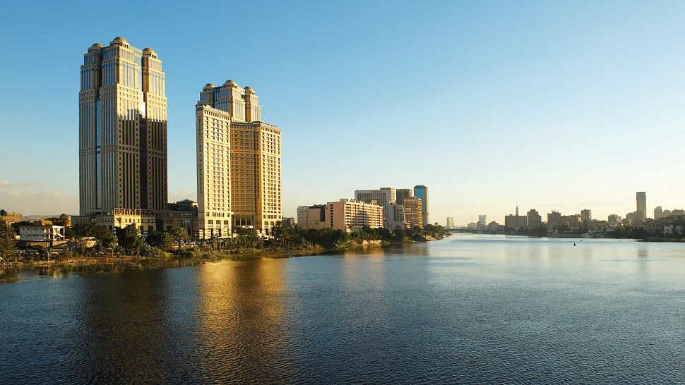 Fairmont Nile City — city, country