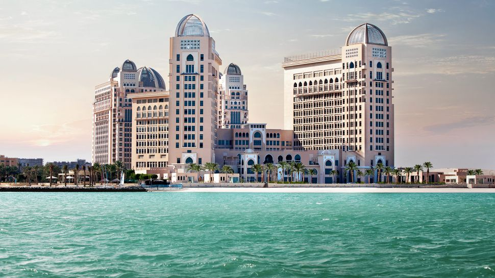 The St. Regis Doha — city, country