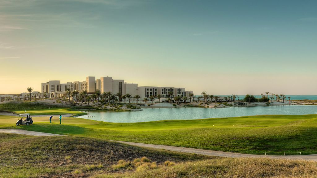 Waterfront Park in Abu Dhabi; A breathtaking vistas of the land of wonder!