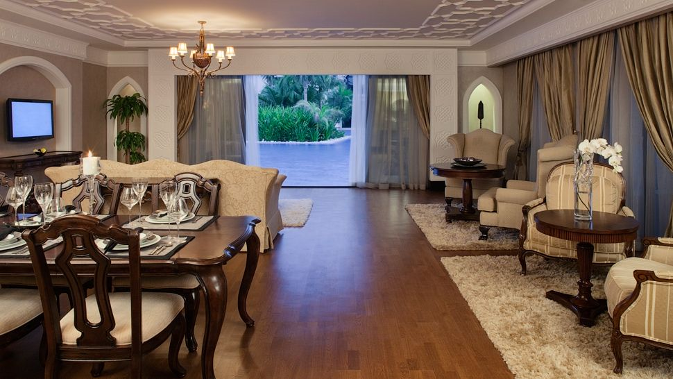 Jumeirah Zabeel Saray Dubai United Arab Emirates