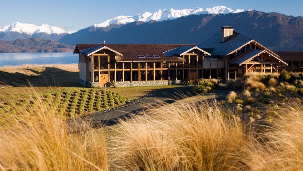Fiordland Lodge — city, country