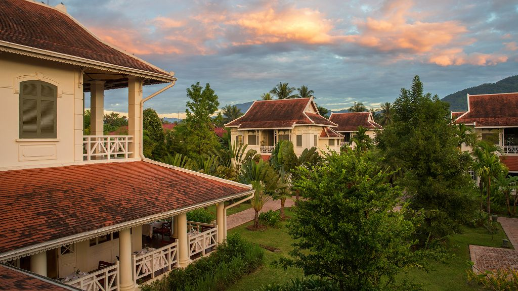 The Luang Say Residence — city, country