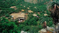 Eagles Crag Lodge, Shamwari Game Reserve — Shamwari Game Reserve, South Africa