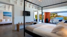 Hotel Christopher St Barth  Pointe Milou, St Barthelemy