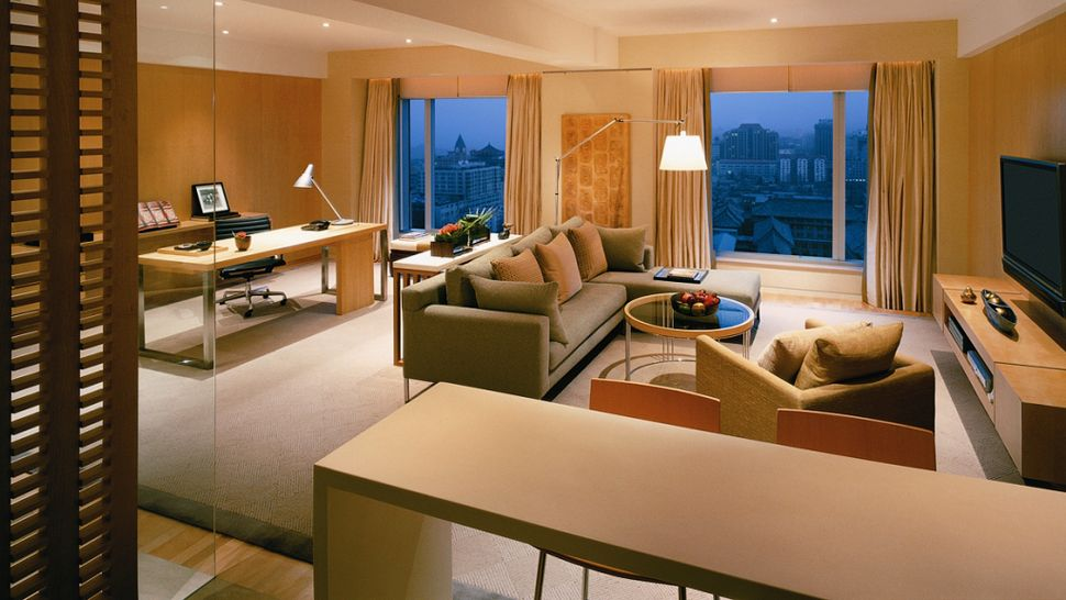 Grand Hyatt Beijing — city, country