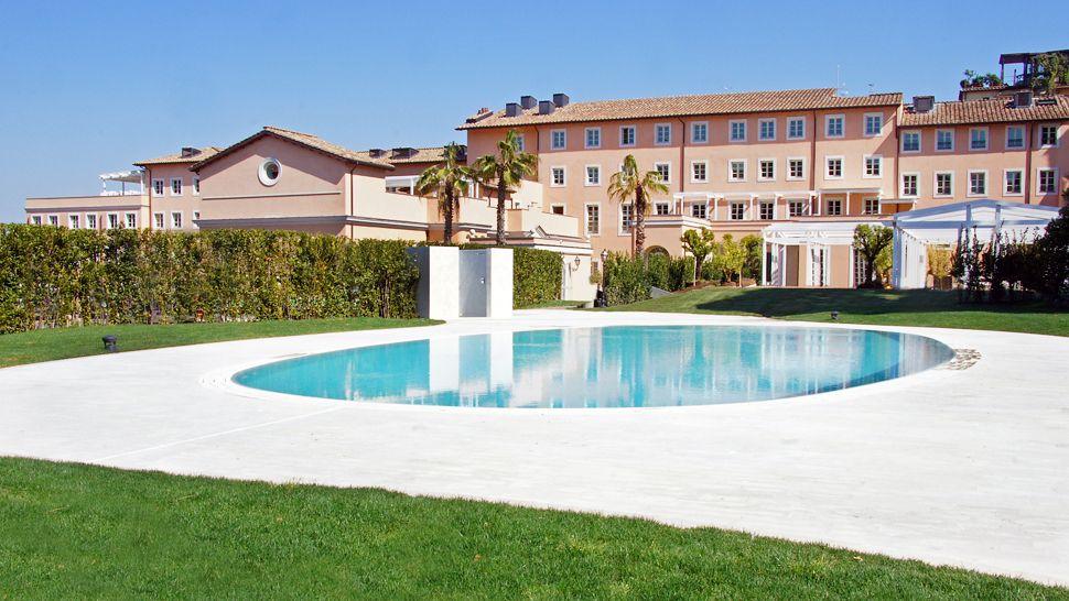 Gran melia rome lazio italy for Rome gran melia hotel