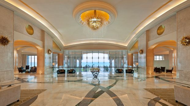 The St. Regis Saadiyat Island Resort, Abu Dhabi  Abu Dhabi, United Arab Emirates