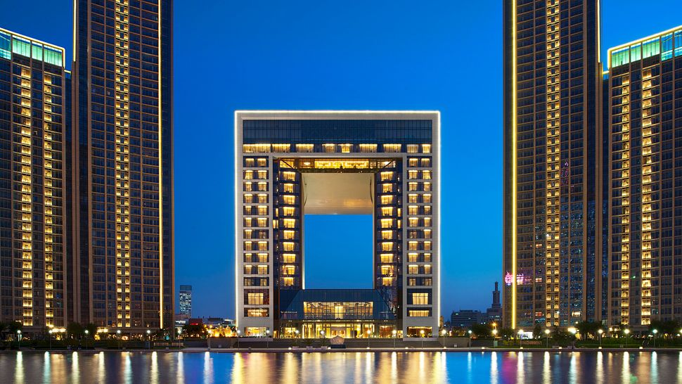 The St. Regis Tianjin — city, country