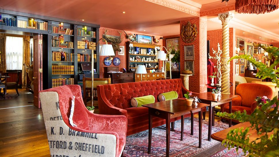 The Zetter Townhouse — city, country