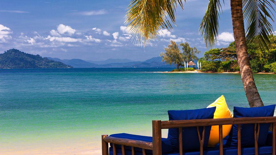 The Naka Island, Phuket — Amphur Muang, Thailand