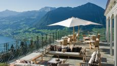 Hotel Villa Honegg  Honegg, Switzerland