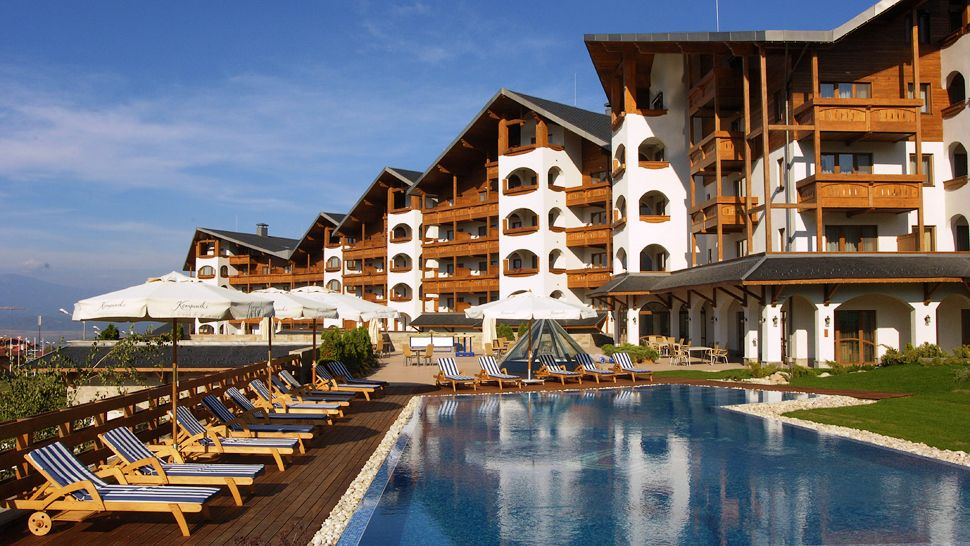Kempinski Hotel Grand Arena Bansko — city, country