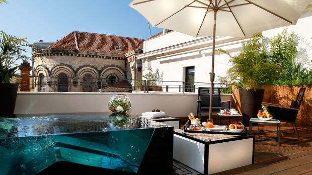 Five Hotel & Spa — Cannes, France