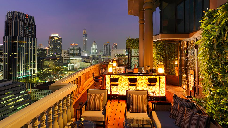 Hotel Muse Bangkok — city, country