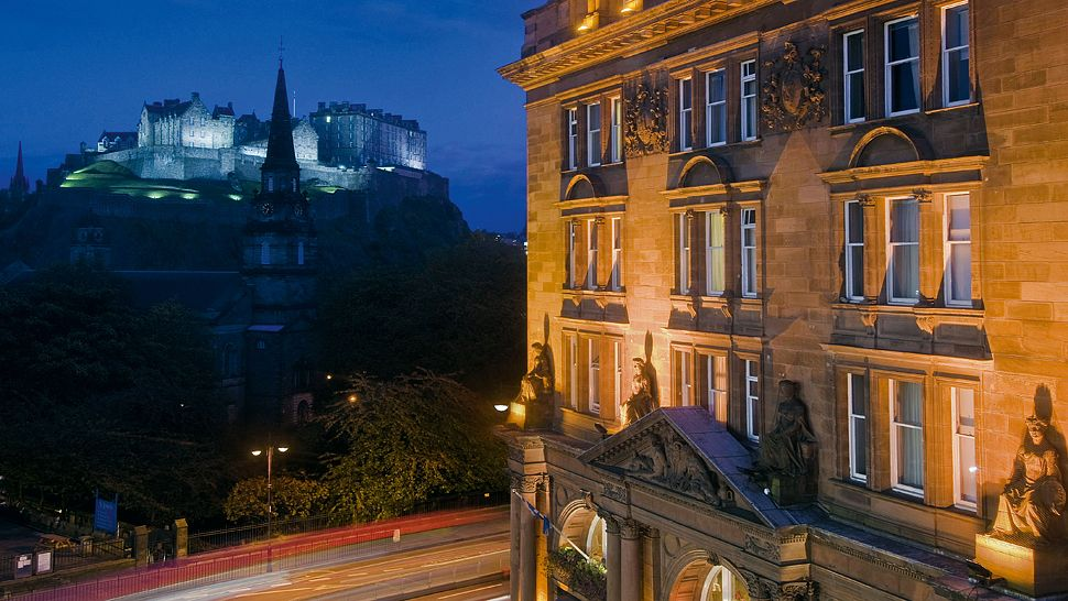 The Caledonian, A Waldorf Astoria Hotel — city, country